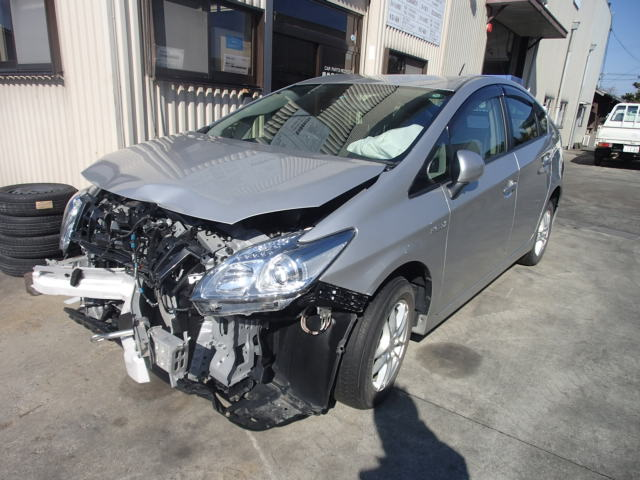 Prius 2009 Year Model Accident